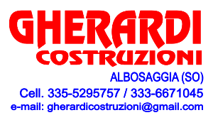 Logo Gherardi costruzioni L